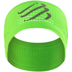 Compressport On/Off Headband Fluo Green